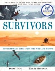 Survivors - Blue Peter Book Award Winner 2017