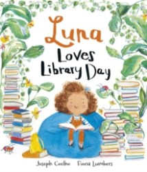 Luna Loves Library Day