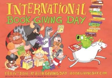 Elys Dolan - BookGivingDay