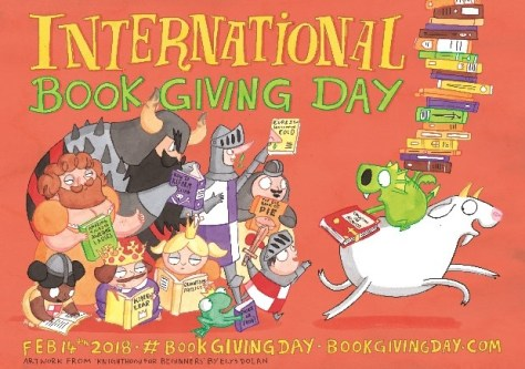 Elys Dolan - BookGivingDay