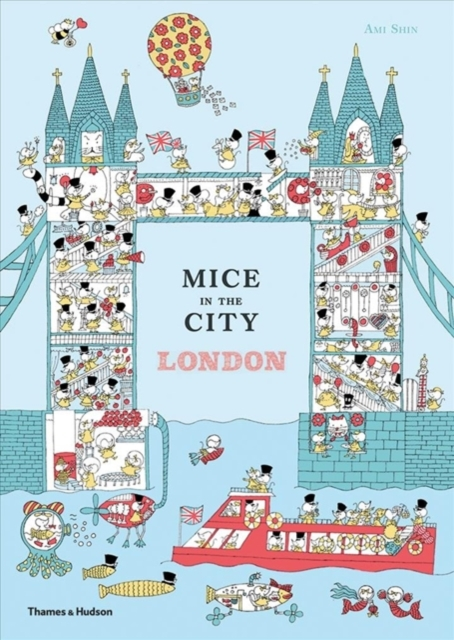 miceinthecitylondon