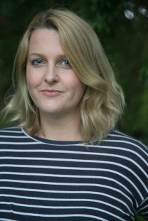Lucy Strange author pic 2017 (by Claudine Sinnett)