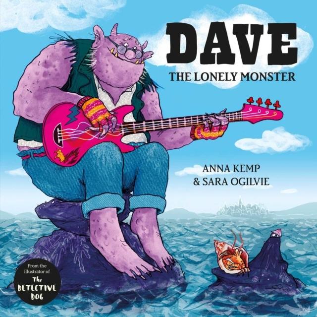 DaveLonelyMonster