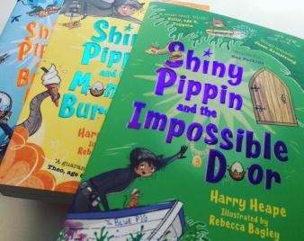 Harry Heape Books
