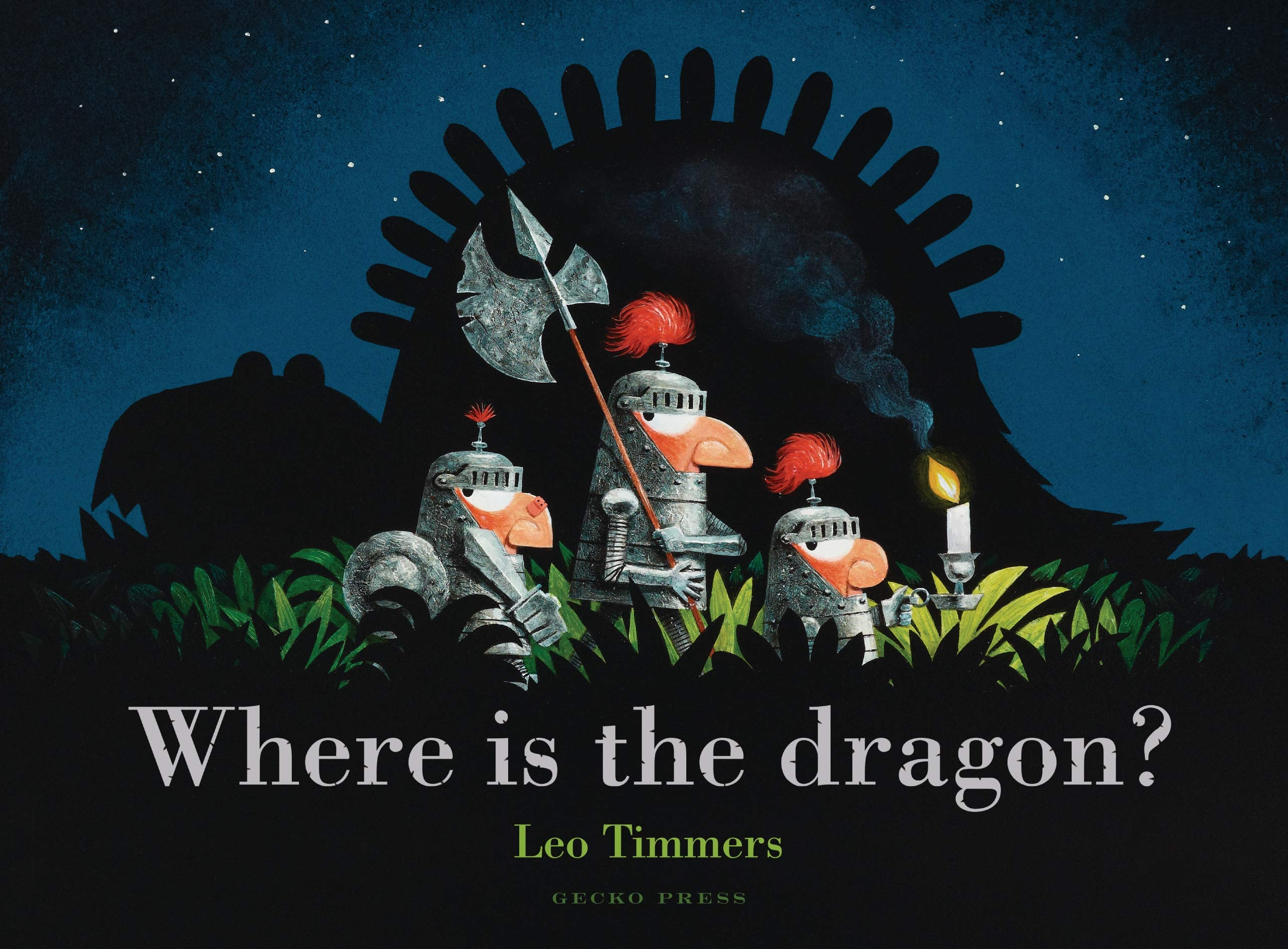 Dragon Leo Timmers