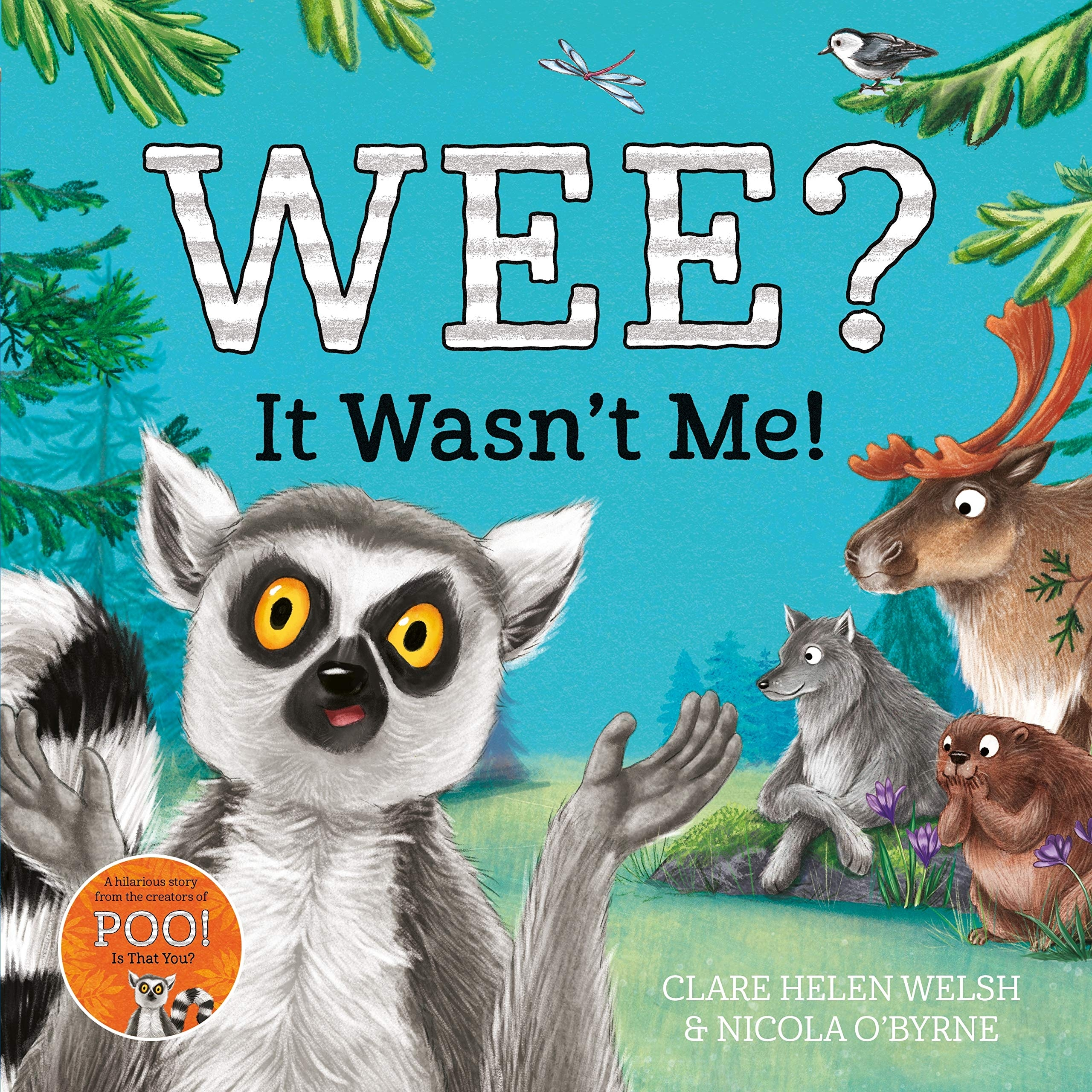 WeeItWasntMe