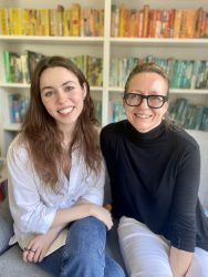 Guest Post: Collaboration. How does it work? by Perdita & Honor Cargill