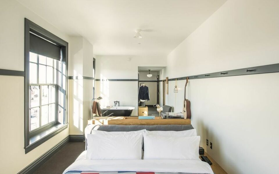 Ace Hotel Pittsburgh A Design Boutique Hotel Pittsburgh