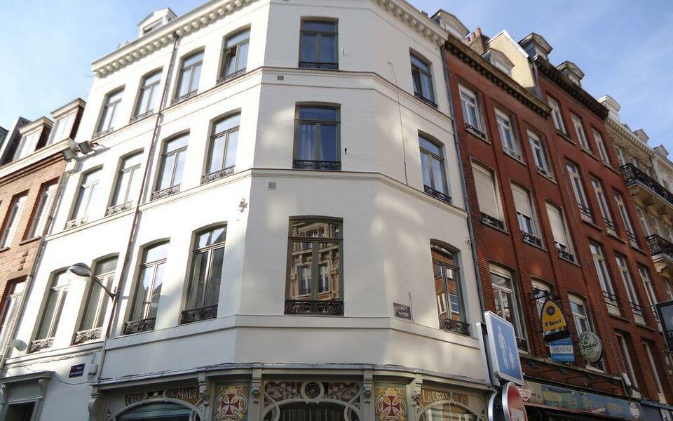 Flandres Appart Htel a Design Boutique Hotel Lille France