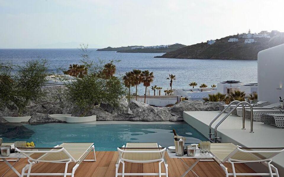 Kensho Boutique Hotel and Suites. Mykonos. Grèce - My Boutique hotel