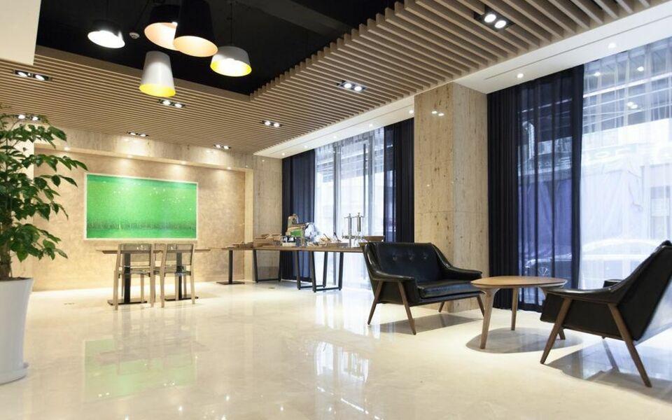 Acube Hotel Dongdaemun. a Design Boutique Hotel Seoul. South Korea