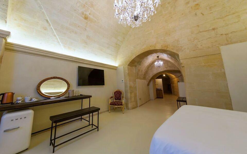 Palazzo Del Duca Luxury Hotel Matera Italia
