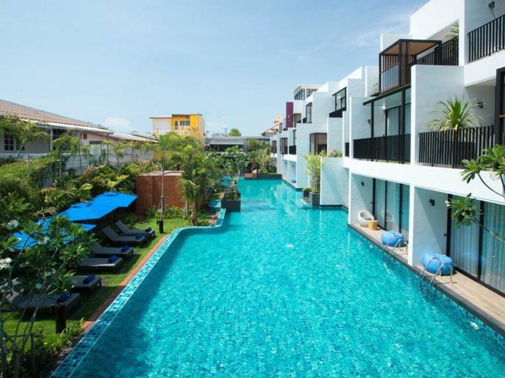 Asira Boutique Huahin A Design Boutique Hotel Hua Hin Thailand