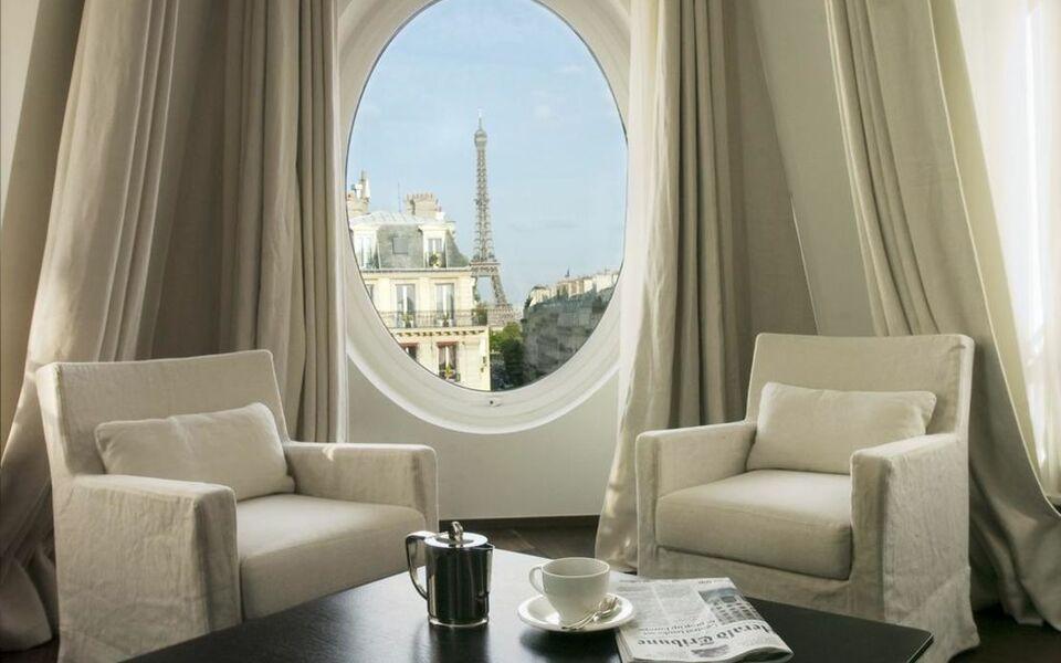 Radisson Blu Le Metropolitan Hotel Paris Eiffel a Design