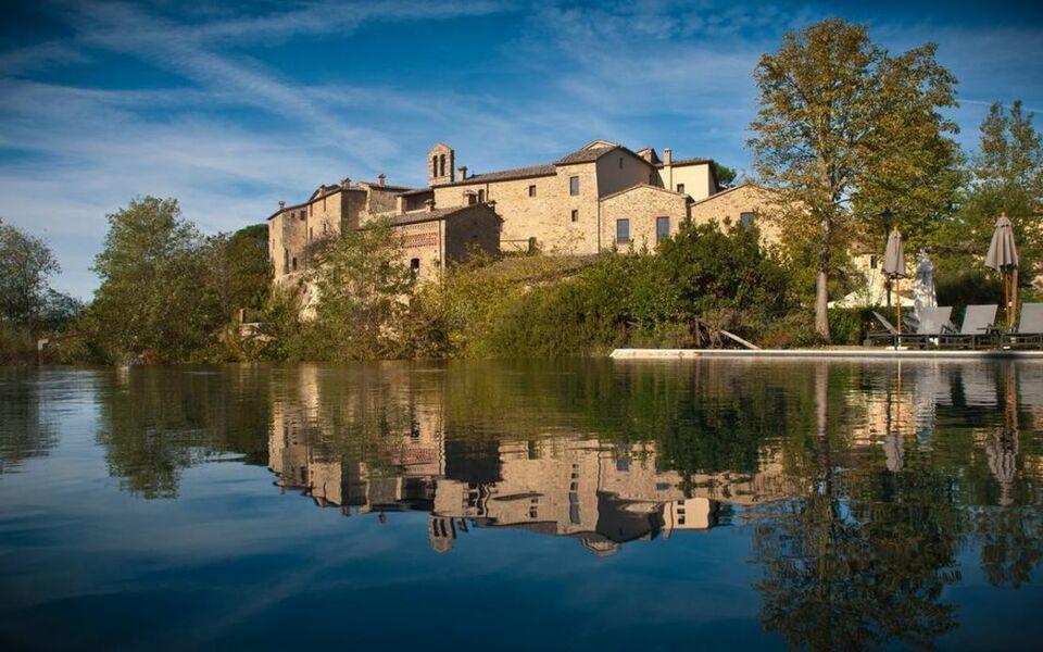Castel Monastero a Design Boutique Hotel Castelnuovo Berardenga Italy