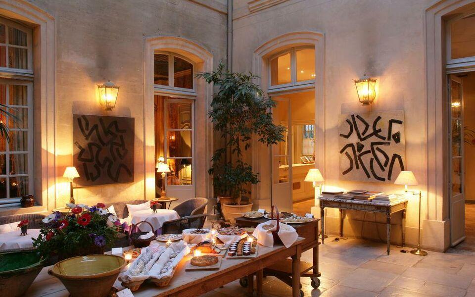 La Mirande a Design Boutique Hotel Avignon France