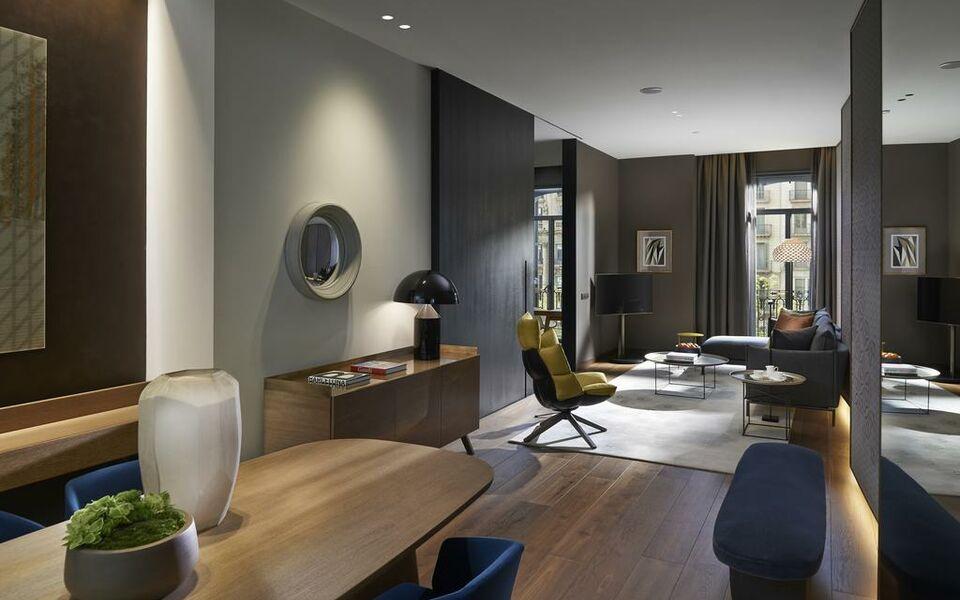 Mandarin Oriental Barcelona a Design Boutique Hotel