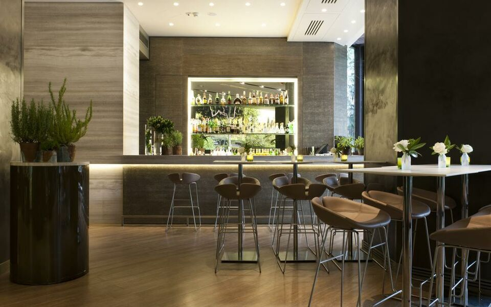 Starhotels Echo a Design Boutique Hotel Milan Italy