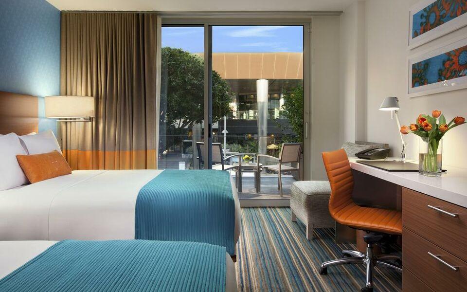 Shore Hotel Los Angeles tatsUnis  My Boutique hotel