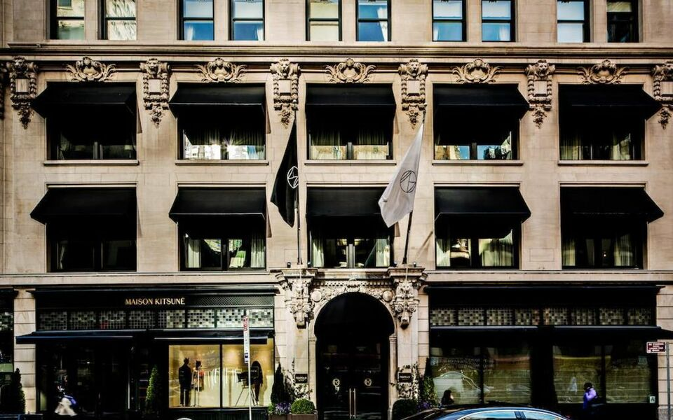 The NoMad Hotel a Design Boutique Hotel New York City USA