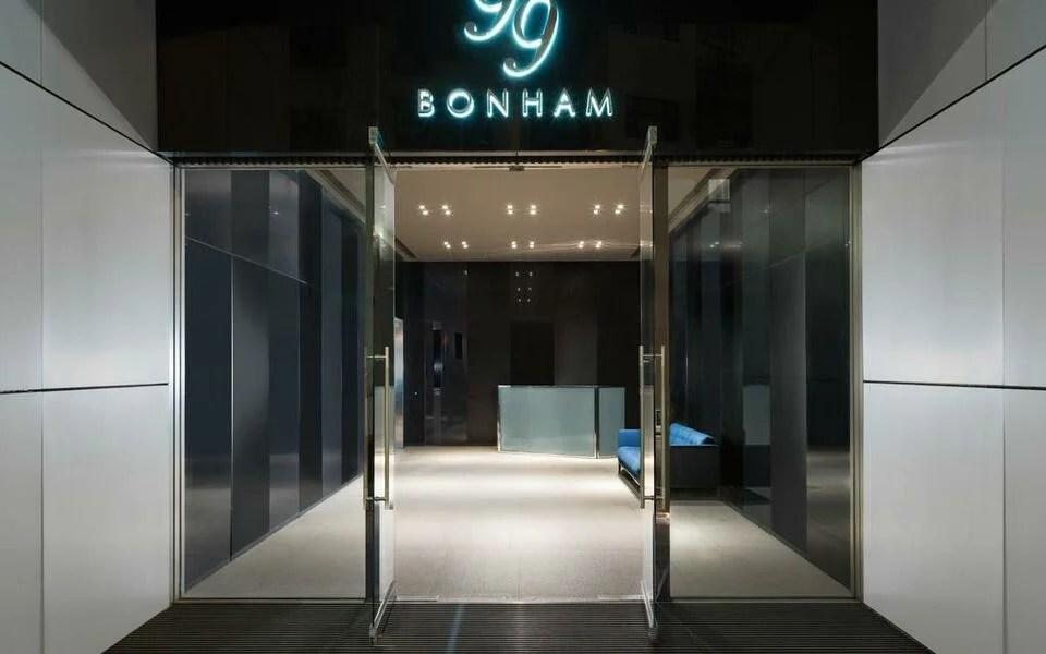 99 Bonham a Design Boutique Hotel Hong Kong Hong Kong