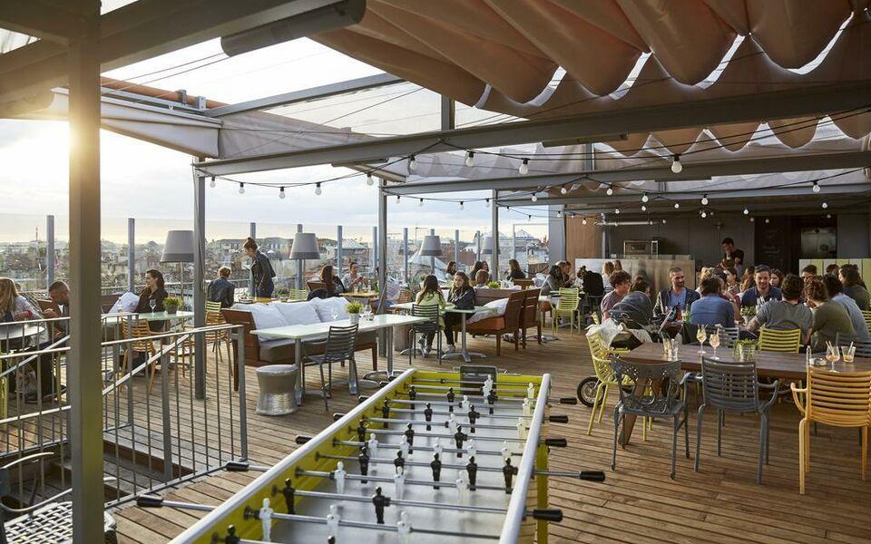 Mama Shelter Bordeaux a Design Boutique Hotel Bordeaux