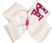 personalized hair bows - hairbows