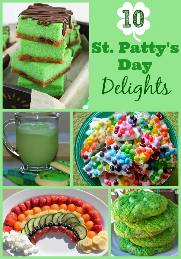 10 St. Patty's Day Recipes