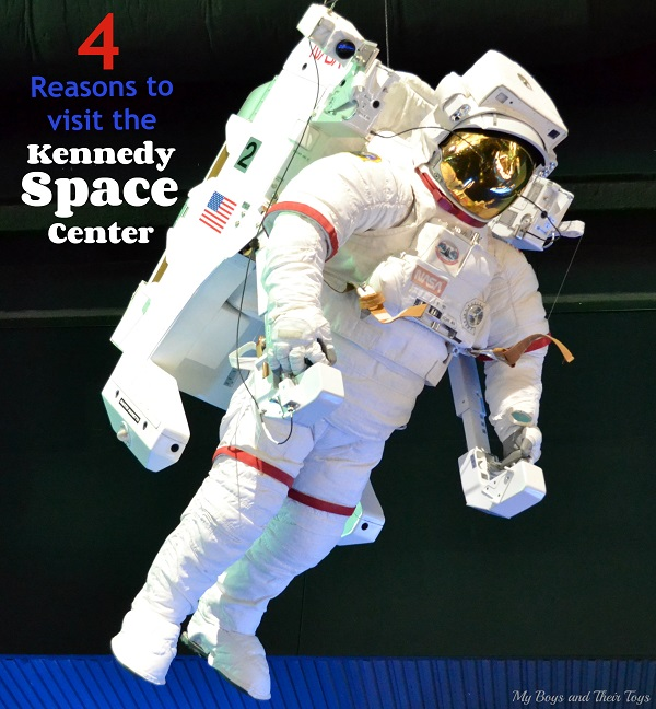 Spaceship Toys For Boys : Reasons to visit the kennedy space center visitor