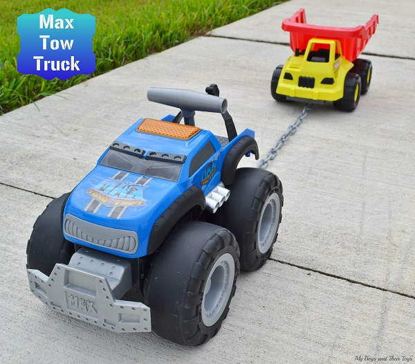 Max Tow Truck Product Review