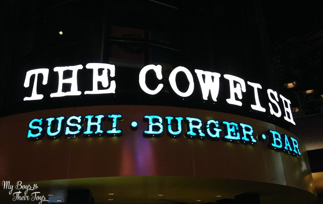 cowfish universal citywalk