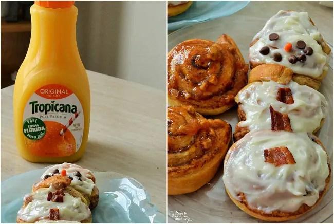 OJ breakfast