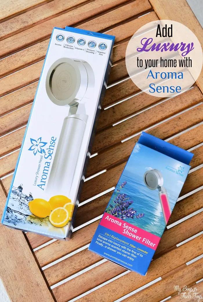 Aroma Sense Shower Head