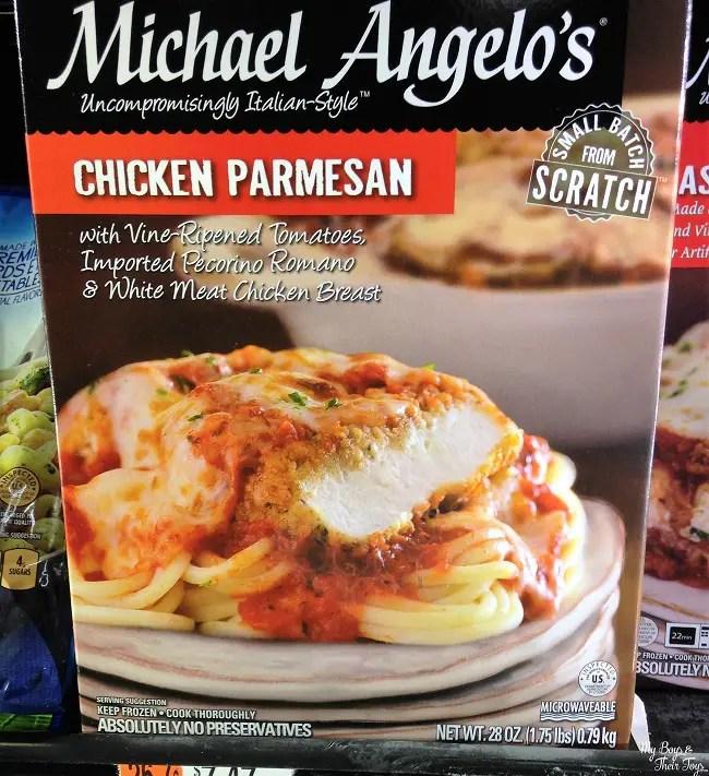 michael angelos pasta