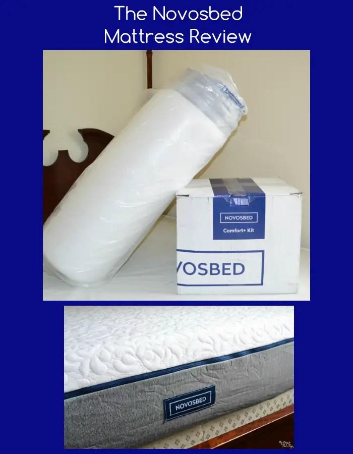 novosbed rem mattress comfort layer review. Black Bedroom Furniture Sets. Home Design Ideas