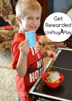 kids Reward printable