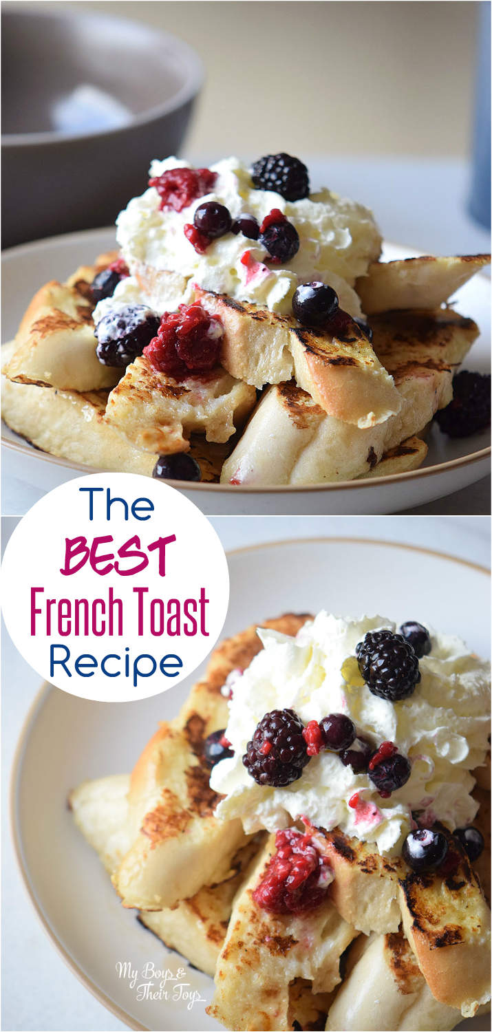 the best french toast recipe