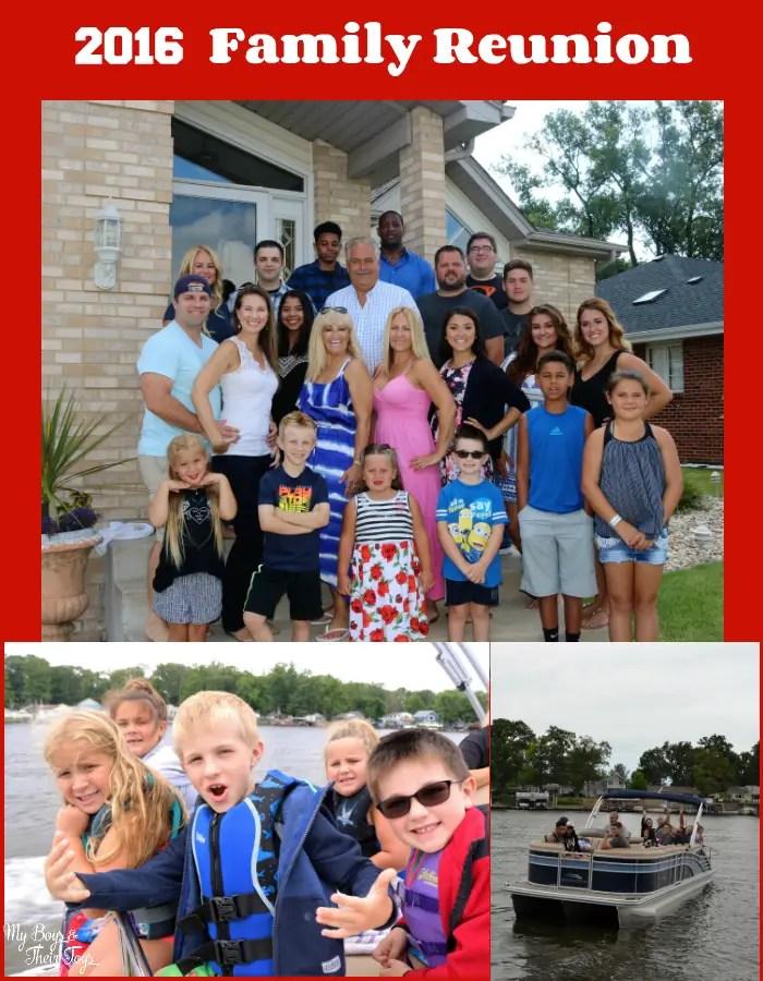 2016 Family Reunion