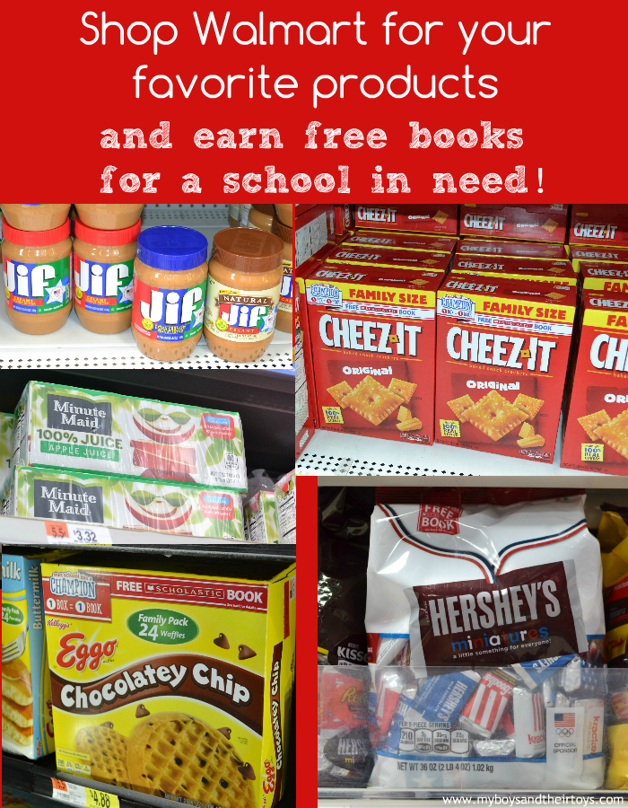 earn free books for a school