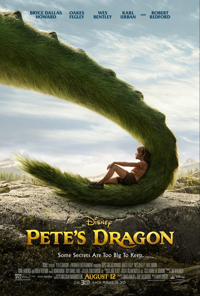 disney movies - pete's dragon image