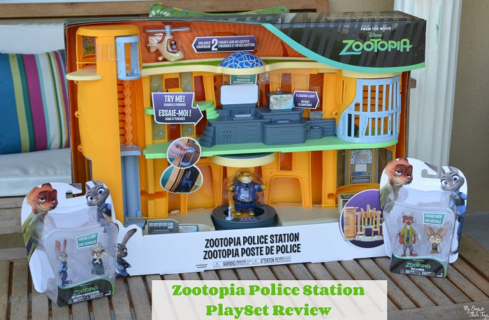 Zootopia Police Station