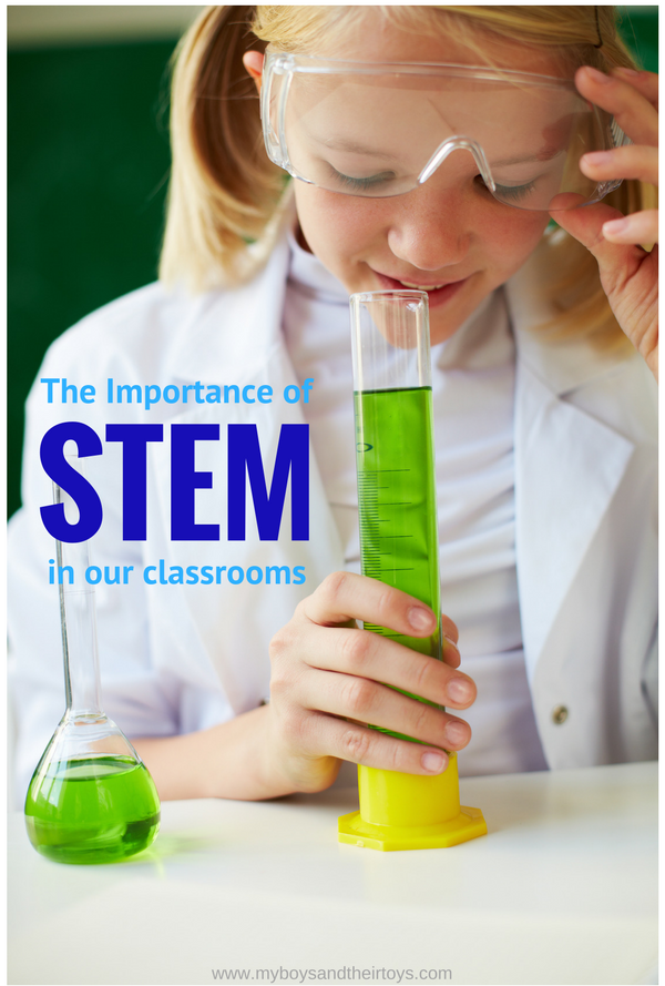 stem in classrooms