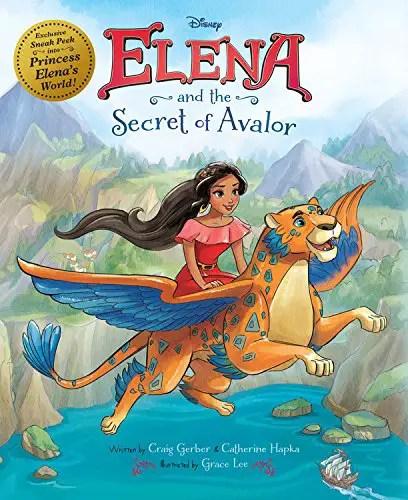 elena book