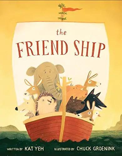 the-friend-ship book