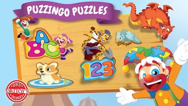 puzzingo puzzle app