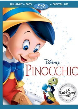 Disney's Pinocchio Joins the Walt Disney Signature Collection
