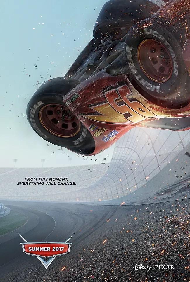 upcoming disney movies cars 3