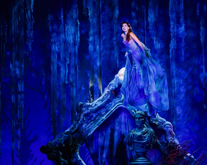 Disney's the little mermaid musical broadway