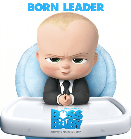 The Boss Baby Movie