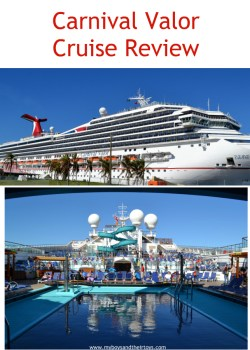 Carnival Valor Cruise Review
